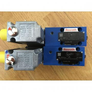 REXROTH 3WE 6 A6X/EG24N9K4/B10 R900533250 Directional spool valves